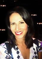 Writer Kate Symons